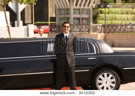 Chauffeur And Limo
