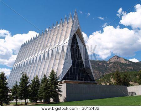 Air Force Academy Chapel