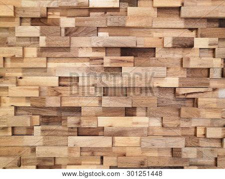 Reclaimed Timber For A Modern Look.reclaimed Wood Wall Paneling Texture Background.layered Wood Plan