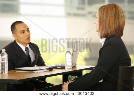 Business Team Consulting