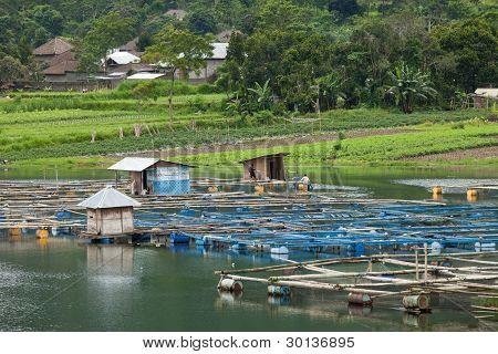 Batur See