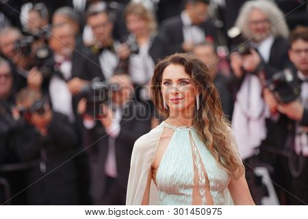 Frederique Bel  attends the opening ceremony during the 72nd Cannes Film Festival on May 14, 2019 in Cannes, France.