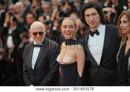 Sara Driver, Adam Driver, Chloe Sevigny attend screening of