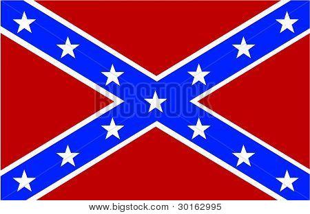 Confederate Flag of America