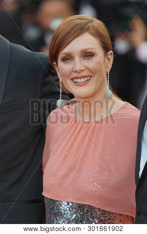 Julianne Moore attends the screening of