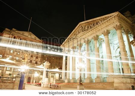 The Royal Stock Exchange