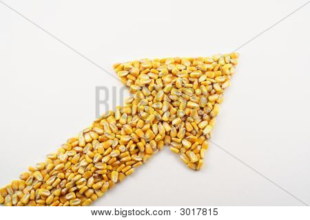 Corn Arrow