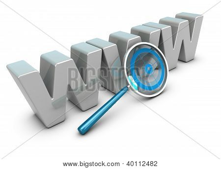 Internet Analysis, Web Analytics Concept