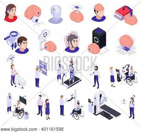 Brain Pathologies Diagnose Neural Implants Model Treatment Innovative Computer Interfaces Rehabilita