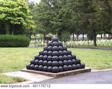 Murfreesboro Civil War National Battlefield, Murfreesboro, TN