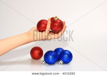 New Year Tree Toys