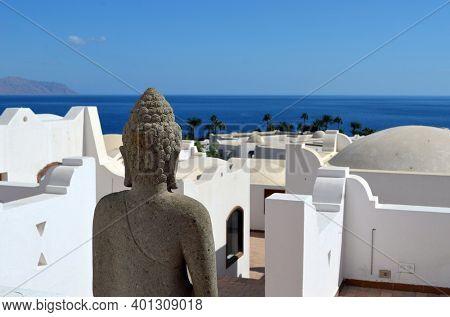 Domina Coral Bay 5 star complex November 4, 2020. Sharm El Sheikh, Egypt