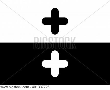 Plus Icon Vector. Add Icon, Addition Sign, Medical Plus Icon, Zoom Icon, First Aid Sign Illustration