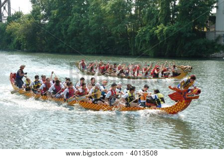 Chicago Dragon Boat Races