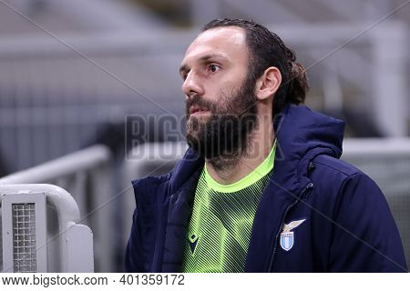 Milano, Italy. 23th December 2020. Vedat Muriqi Of Ss Lazio  During The Serie A Match Between Ac Mil