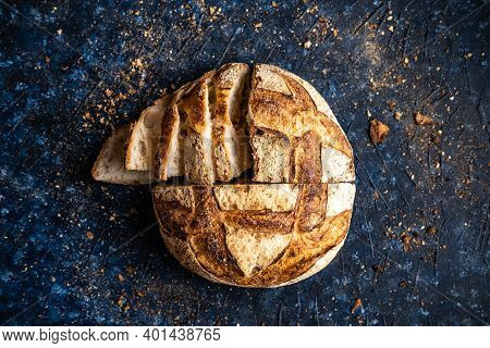 Easy Sourdough Bread That Anybody Can Do