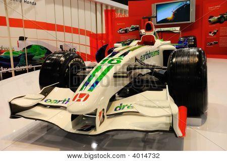Honda Formula One Ra108 Car