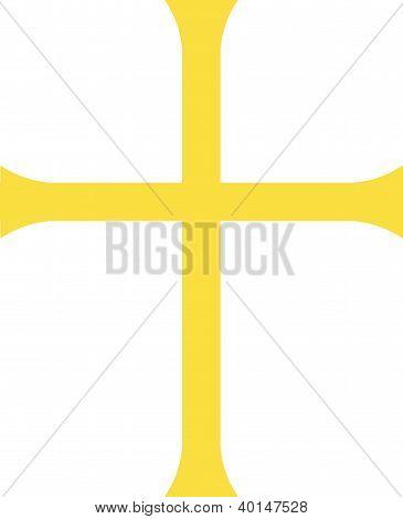 Nord Trondelag flagga