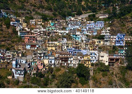 Devprayag, Uttarakhand, India.