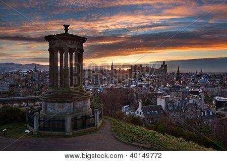 Edinburgh Calton Hill
