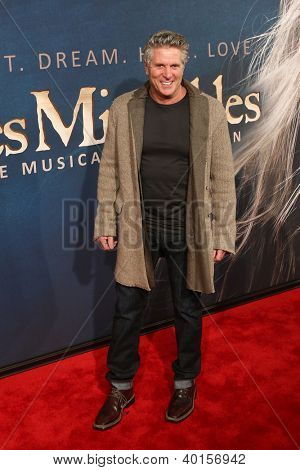 "NEW YORK-DEC 10: Donny Deutsch attends the premiere of ""Les Miserables"" at the Ziegfeld Theatre on December 10, 2012 in New York City."