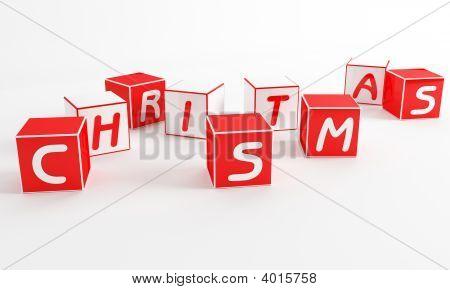 Christmas Cube