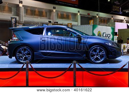 Honda Ts-1X