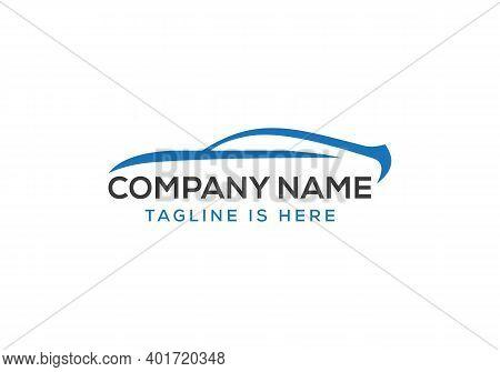 Car Logo, Modern, Creative And Minimal Car Logo Design
