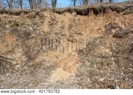 Water Erosion Is The Detachment And Removal Of Soil Material By Water.