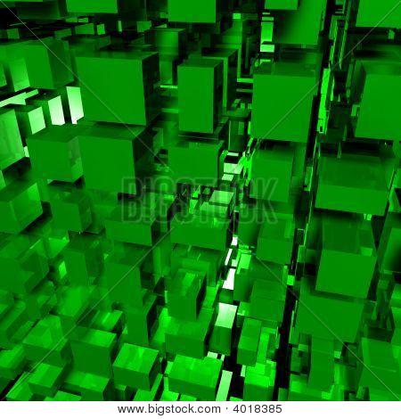 Technologic Cubes