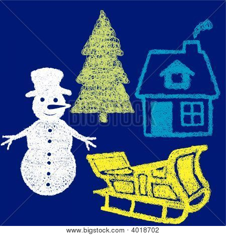 Outdoor Christmas Items