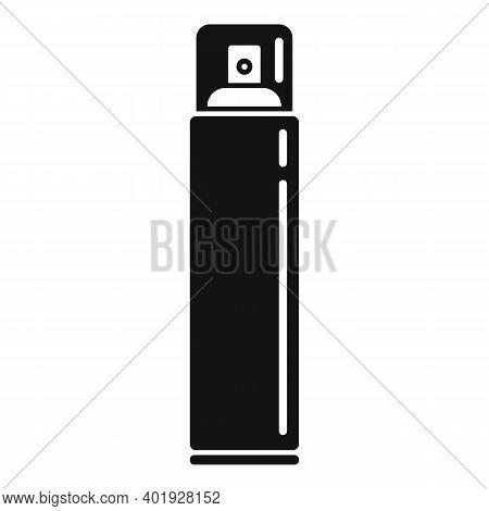 Stylist Hair Spray Icon. Simple Illustration Of Stylist Hair Spray Vector Icon For Web Design Isolat