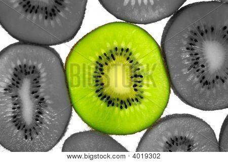 Kiwifruit Slice Isolation