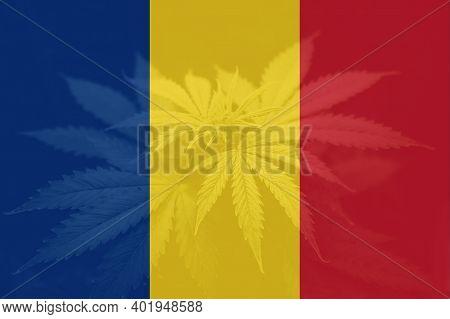 Weed Decriminalization In Romania. Cannabis Legalization In The Romania. Medical Cannabis In The Rom