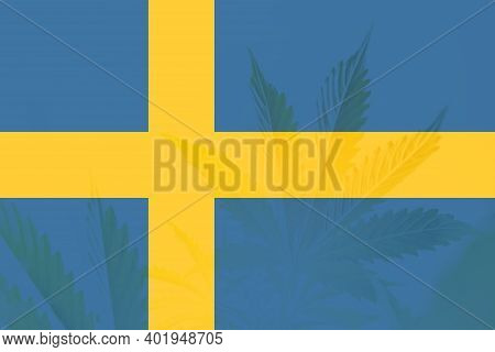 Cannabis Legalization In The Sweden. Medical Cannabis In The Sweden. Weed Decriminalization In Swede