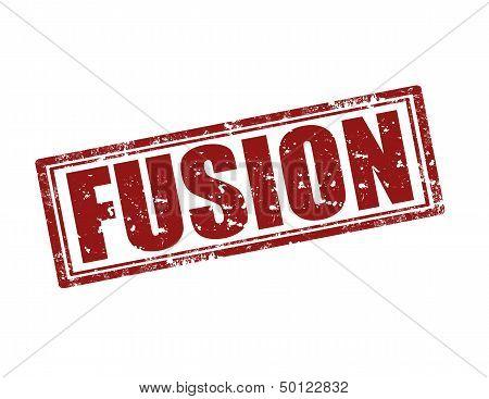 Fusion-stamp