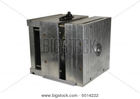 Mold For Plastic Injection - Closed