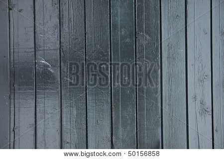 Blue Planks Background