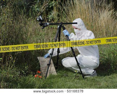 Crime Scene Examination