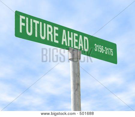 Futuro pela frente