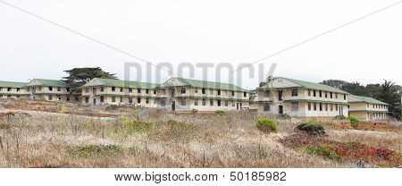 Abaondoned Fort Ord