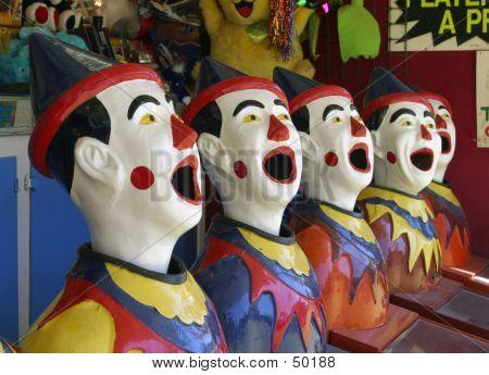 Clowning Around...