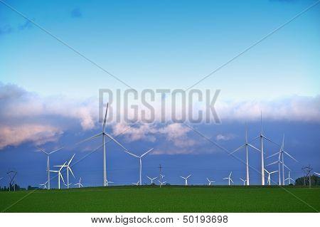 Alternative Energy Landscape