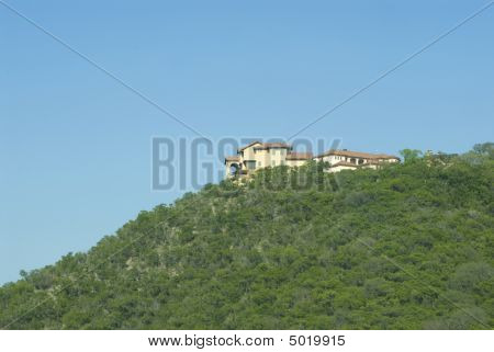 House On Top Of A Hill