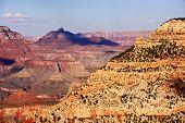 Arizona Canyonlands. Grand Canyon Landscape. Nature Beauty. poster
