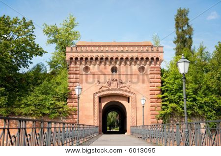 Weissenburg Gate