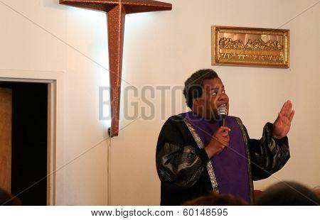 Harlem Sermon