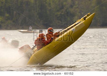 Race Boat