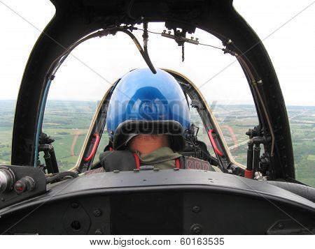 Fighter pilot