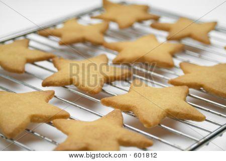 Christmas Star Cookies 02